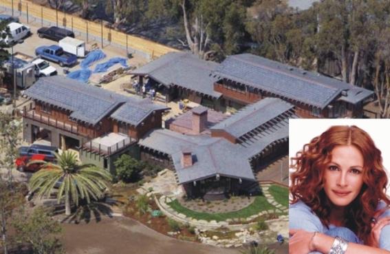 A híres napelem felhasználók listáján régóta szerepel Julia Roberts