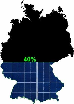 Német napelemes rekord