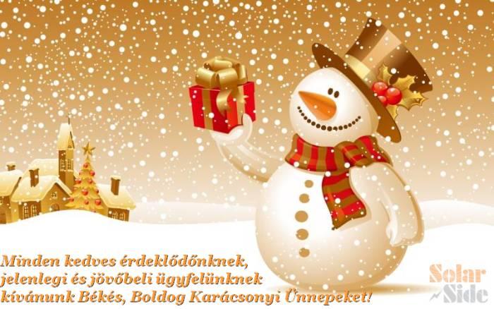 2015 Karácsonyi köszöntés