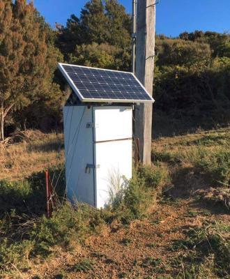napelemes hűtő