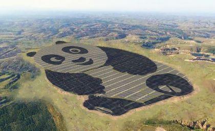 Panda napelem erőmű