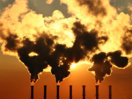 Légszennyezés, a napelem parkok ellensége