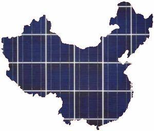 Kina a napelem gyártó